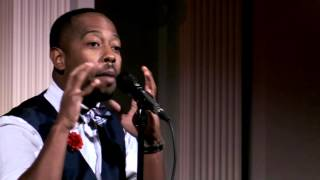 "Individual World Poetry Slam Finals 2015 - Rudy Francisco ""Adrenaline Rush"""