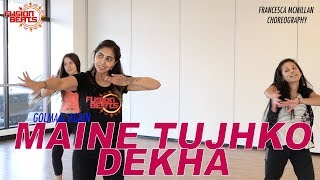 Maine Tujhko Dekha (Golmaal Again)   Bollywood Dance Cover   Ajay   Parineeti   Francesca McMillan
