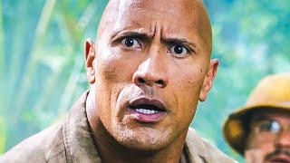JUMANJI 2 Trailer (2017) Welcome To The Jungle