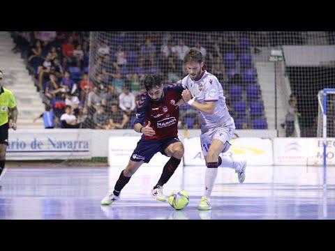 CA Osasuna Magna - Levante UD FS - Jornada 5 Temporada 2019/2020