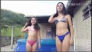 SWIMMIGN POOL challenge HD desafio da piscina -- ELIASTV