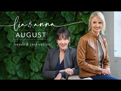 August Inspiration: Summer Garden