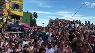 Fat Freddy's Drop Best Intro Ever - Holzmarkt25 Berlin 11.06.17