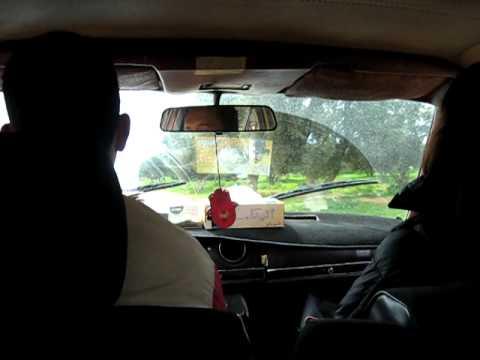 Taxi ride from Fes to Ifrane. Едем на такси из Феса в Ифран