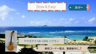 Slow & Easy / 平井大 ウクレレカバー