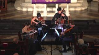 "Attacca Quartet plays Haydn Op. 64 no. 5 ""The Lark"" -- Fourth Movement"