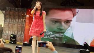 Meant To Be: Barbie Forteza sing in Kapuso Fans Day LIVE in Baguio