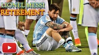 Lionel Messi: Argentina Forward Retires From International Football Team | Soccer Shocker