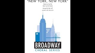 "Theme from ""New York, New York"" - Arranged by Mac Huff"