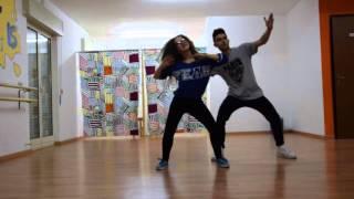 "Zumba Yandel ft farruko Pakito ""Dance Luigi&Carla"""