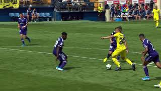 VILLARREAL C.F., 2 - REAL VALLADOLID, 0 (21-09-2019)