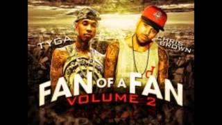 Chris Brown & Tyga Ft. ScHoolboy Q - Bitches N Marijuana (Remix) cover