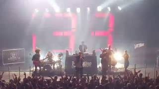 WAX TAILOR / LIVE @Ancienne Belgique 6.12.2016