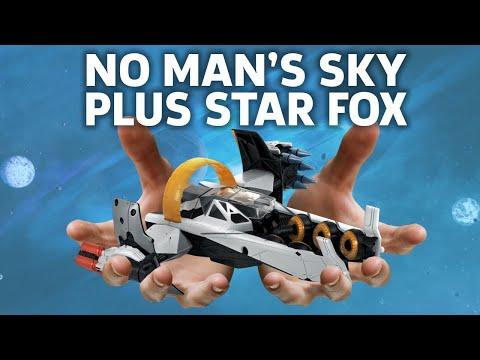 Starlink Feels Like No Man's Sky Plus Star Fox