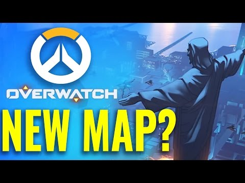 Upcoming New Maps (Theory) [Overwatch Explained]