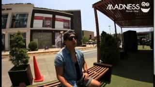 Madness Promote Group Presenta Aaron Marz en Ica (Invitacion)
