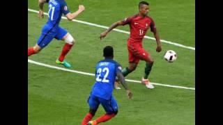 Melhores momentos da seleção portuguesa no França - Portugal final do euro 2016