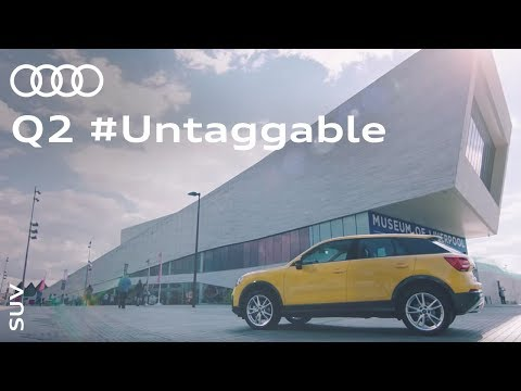 The new Audi Q2: searching for #untaggable experiences in Liverpool