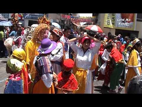 Latacunga Fiesta de la Mama Negra Ecuador 2011