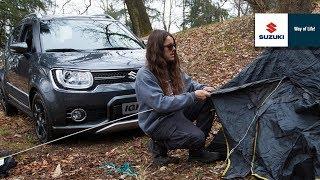 #IgnisChallenge – Human Safari vs Camping + Origami