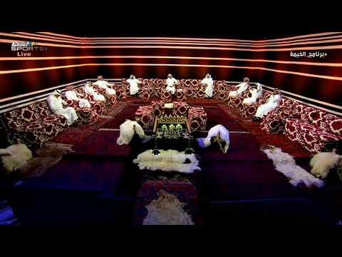 عبدالعزيز الهدلق - الأهلي من أعطى المنتخب واللاعبين للأهلي ليس لاتحاد القدم #برنامج_الخيمة