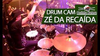 Zé da Recaída (Áudio Top) - Gusttavo Lima - Drum Cam Cezinha Batera