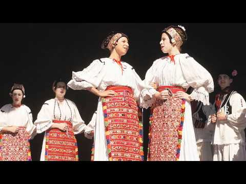 EuroFest 2012 – Croatia Tamburica Orchestra Kardinal Stepinac Burnaby BC
