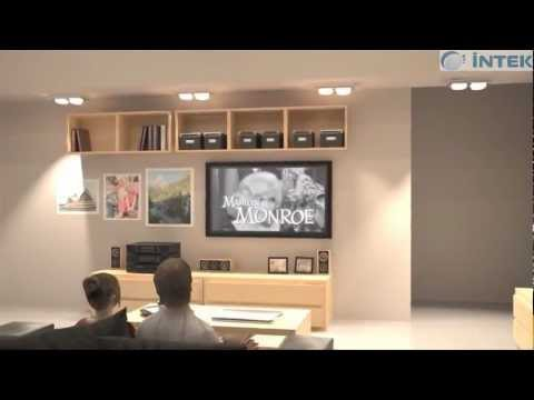 Heatmiser - Wi-Fi Kontrollü Oda Termostatları
