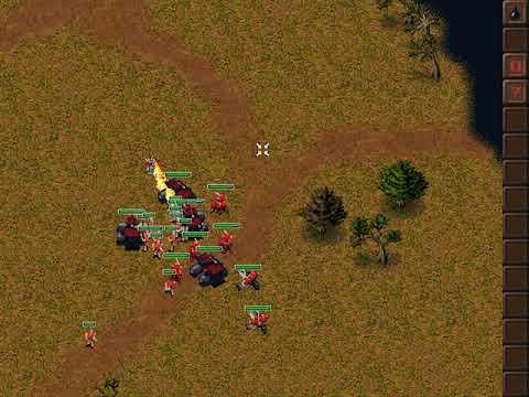 KKND: Krush Kill 'N Destroy (Evolved: Mission 4) (Beam Software) (MS-DOS) [1997] [PC Longplay]