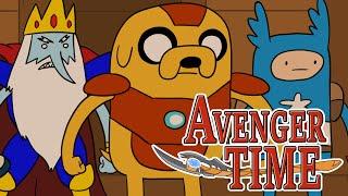 Avenger Time! - Mash Up ft. Egoraptor, Dodger, Shofu, Octopimp, RicePirate