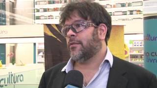 PJ Pereira estreia como escritor