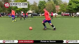 Pumas vs. Sauces Liga Douglas Sábado 19 de Mayo