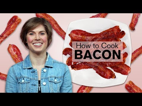 The Easiest, No-Mess Way to Cook Bacon | Dish with Julia  | Allrecipes.com
