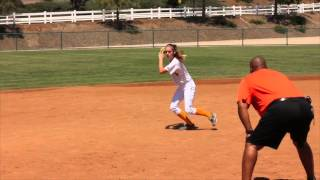 Delaney Lippe Prospect Video Third Base 2016