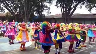 Baile Infantil Chu Chu ua