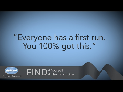 You Can Run, You Got This: Find Yourself, Find the Finish Line