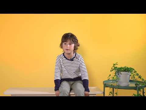 Tradera frågar barnen – Min skolstart (1)