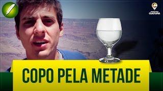 Copo Pela Metade (Poesia) - Fabio Brazza