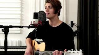Angels and Demons  -Front Porch Step - Live acoustic cover by Alexandru