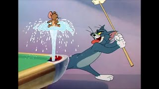 Tom And Jerry, 54 Episode   Cue Ball Cat (1950)