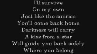 Where You Belong- Malese Jow w/ lyrics