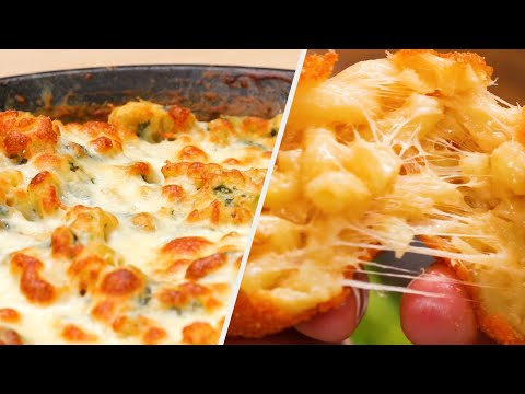 Mac 'N' Cheese Recipes That Will Leave You Drooling ? Tasty