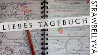 Liebes Tagebuch...【StrawbellyVA】