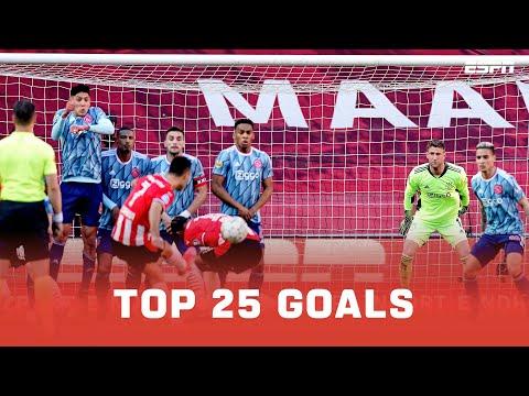 TOP 25 GOALS ⚽️🔥 | Week 8 | ESPN
