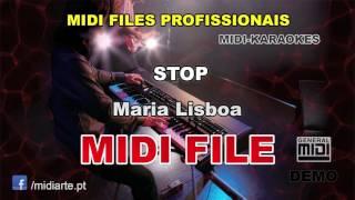♬ Midi file  - STOP - Maria Lisboa