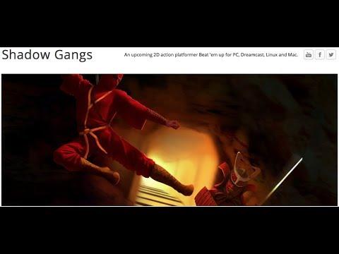 SHADOW GANGS continua su desarrollo!! by Dev Team
