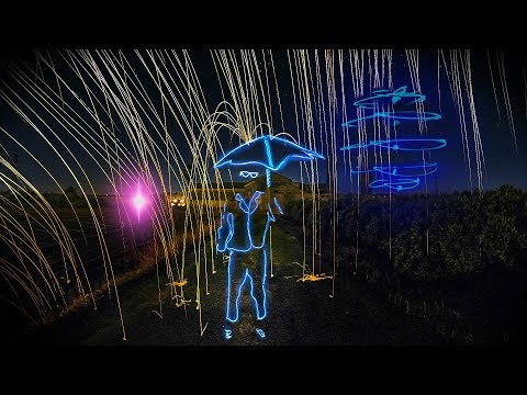 GoPro: Light Painting