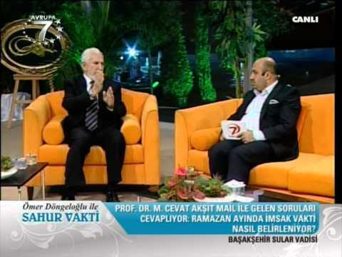 Namaz Vakitleri Tespiti Diyanet Dogru mu ?? Prof. Dr. Cevat Akşit