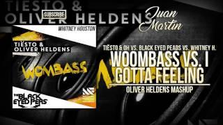 Wombass vs. I Gotta Feeling (Oliver Heldens Mashup) [SLAM!Koningsdag 2017]