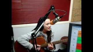 Live and Raw @ The Most FM Taranaki: Gloriana Kararaina TeAue Wilson